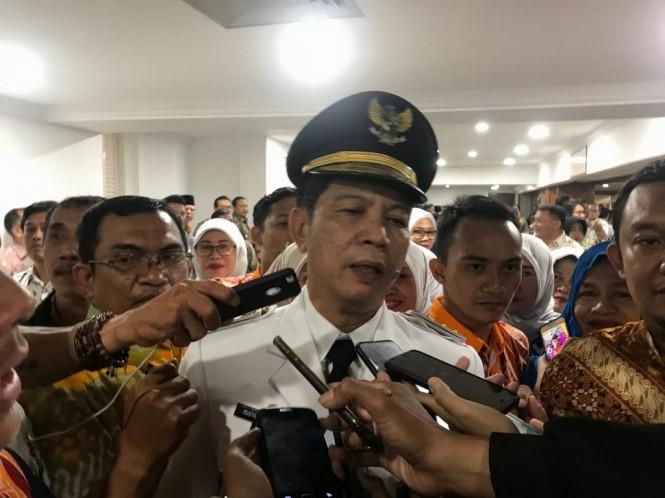Wali Kota Jakarta Barat Rustam Effendi - Medcom.id/Nur Azizah.