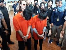 Pembunuh Perempuan di Lemari Tiba di Jakarta