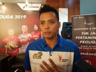 Kapten Tim Bicara Persiapan JPE Jelang ProLiga 2019