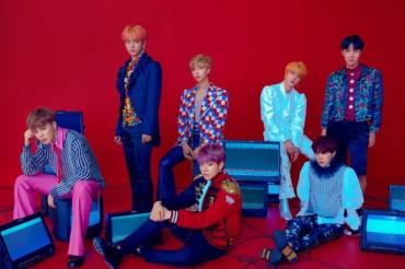 BTS Pecahkan Rekor Penjualan Musik Korea di AS