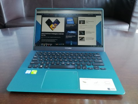ASUS VivoBook S S430, Desain Cantik Performa Ciamik