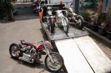Builder Indonesia Siap Pamer Karya di Custom Bike Show Jerman