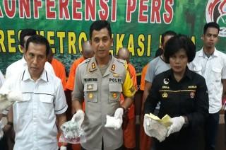 Tiga Pengeroyok Polisi Bekasi Ditangkap