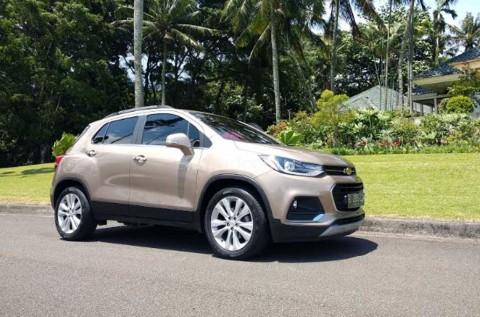 Belah Kemacetan Jakarta- Bogor Bersama Chevrolet Trax
