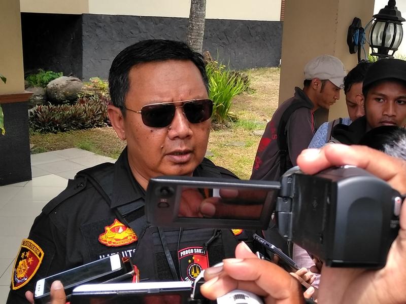 Direktur Reserse dan Kriminal Umum Polda DIY Kombespol Hadi Utomo. Medcom.id/Patricia Vicka