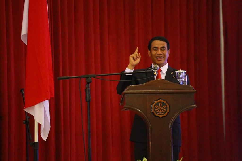 Menteri Pertanian Andi Amran, Medcom.id - Daviq