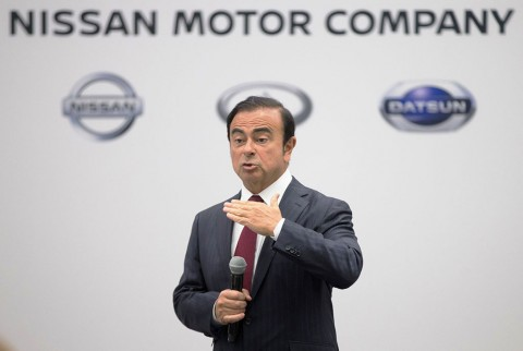 Nissan Resmi Memecat Carlos Ghosn