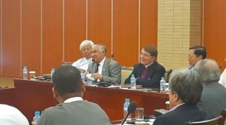 Din Syamsuddin Nilai Masa Depan Rekonsiliasi Myanmar Positif