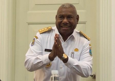 Gubernur Papua Barat Ingin Perbedaan Menjadi Pemersatu Bangsa