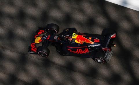 Verstappen Tercepat, Red Bull Dominasi FP1 Abu Dhabi