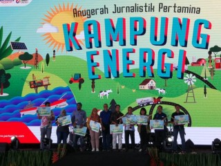 <i>Medcom.id</i> dan <i>Metro TV</i> Raih Juara Jurnalistik Pertamina