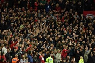 MU Didenda Rp131 Juta oleh UEFA