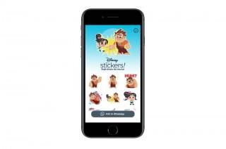WhatsApp dan Disney Luncurkan Stiker Ralph Breaks the Internet