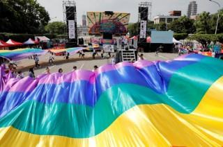 Taiwan Gelar 10 Referendum, Termasuk Soal LGBT
