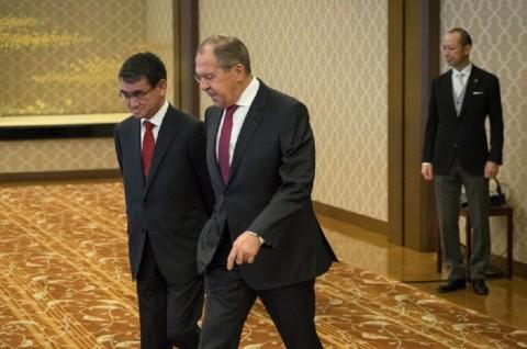 Jepang dan Rusia Diskusikan Percepatan Perjanjian Damai