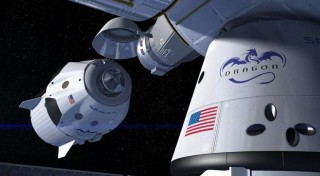 NASA akan Uji Crew Dragon dari SpaceX Januari