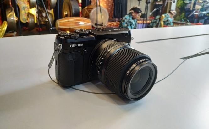 Fujifilm GFX 50R. (Medcom.id)