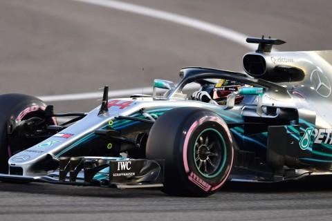 Lewis Hamilton Tercepat di FP3 GP Abu Dhabi