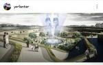 Awalnya Monumen Kapsul Waktu Berupa Hologram