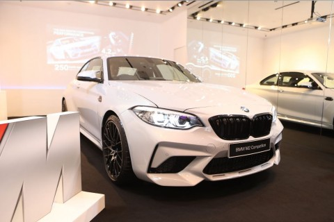 BMW M2 Competition Sapa Orang Kaya Indonesia