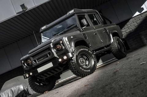 Land Rover Defender 2015 Tampil Agresif ala Kahn Design
