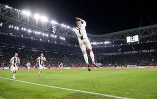 Cetak Gol Lagi, Cristiano Ronaldo Catatkan Rekor Baru
