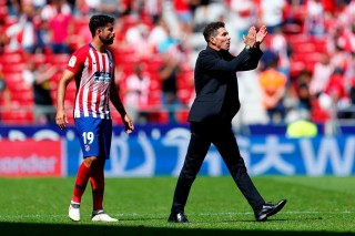 Harga Mahal yang Dibayar Atletico untuk Imbangi Barcelona