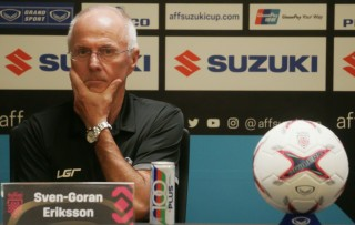 Kunci Sukses Eriksson Bawa Filipina ke Semifinal Piala AFF 2018