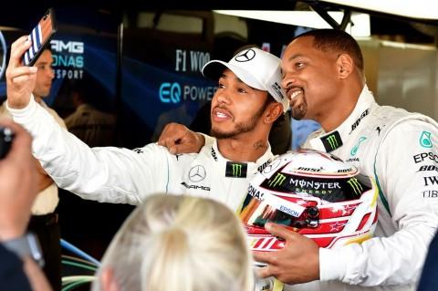 Will Smith Jadi Rahasia di Balik Kemenangan Hamilton pada GP Abu Dhabi