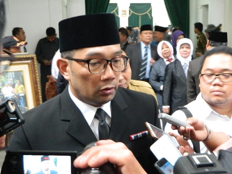 Gubernur Jawa Barat Ridwan Kamil. Medcom.id/Roni Kurniawan