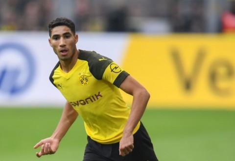Dortmund Segera Permanenkan Hakimi dari Madrid