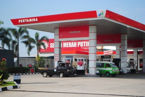 Pertamina akan Bangun 18 SPBU di Tol Trans Jawa-Sumatera