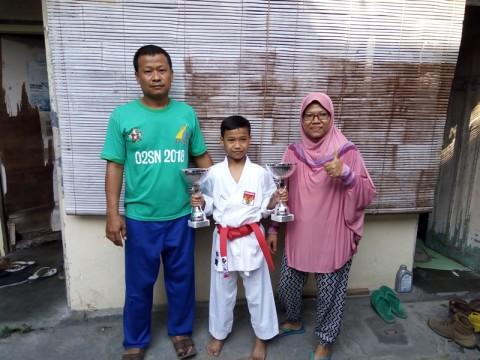 Pendidikan Karateka Belia Peraih Medali Internasional Dijamin