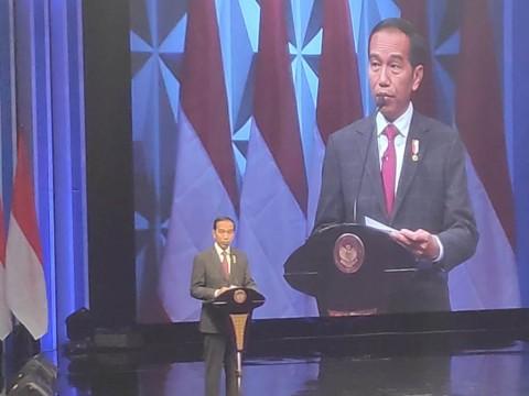 Jokowi: Masa Depan Indonesia di Tangan Generasi Milenial