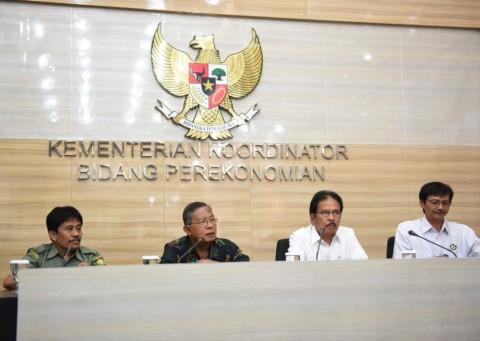 Pemerintah Sesuaikan Pungutan Ekspor CPO dan Turunannya
