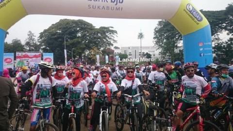 Sepeda Nusantara 2018 Digelar Serentak di Tiga Kota