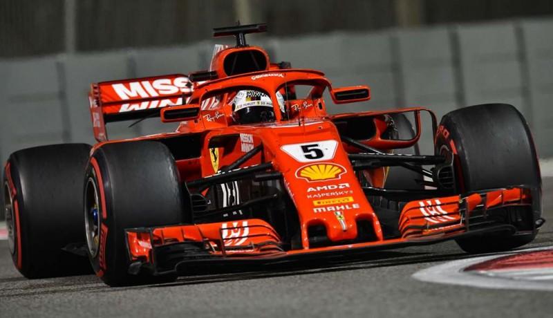 Sebastian Vettel. (Foto: AFP/Giuseppe Cacace)