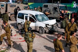 Tabrak Tentara Israel, Pria Palestina Ditembak Mati