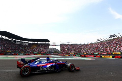 Musim Depan, Toro Rosso Diperkuat Pembalap Thailand