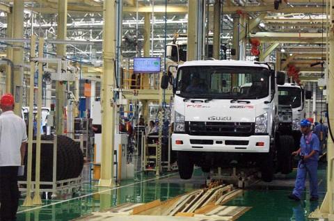 Pabrikan Truk Ramai-Ramai Riset Biodiesel B20 sejak 2016
