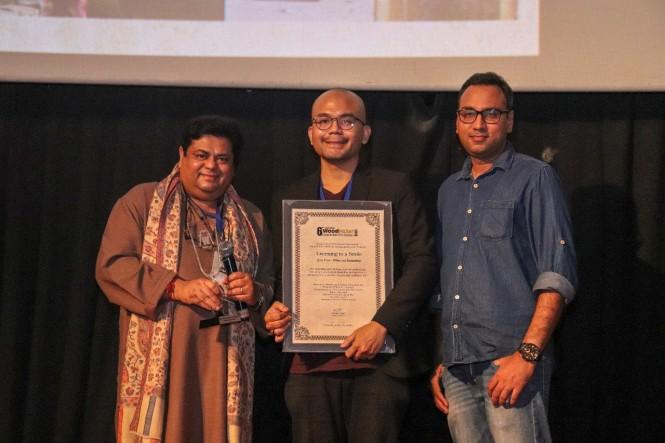Film Eagle Awards Raih Penghargaan di India (Foto: Instagram eagle_awards)