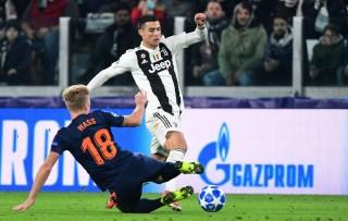 Tundukkan Valencia, Juventus Rebut Tiket 16 Besar