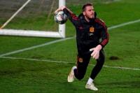 Mourinho: De Gea Bakal Bertahan di Manchester United