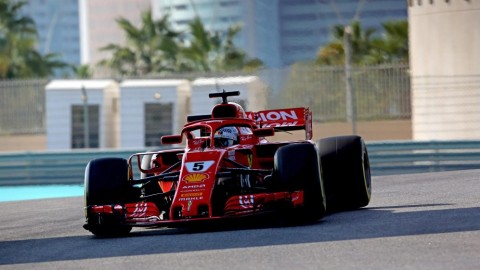 Vettel Tercepat di Tes Pramusim F1