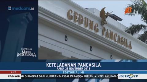Keteladanan Pancasila