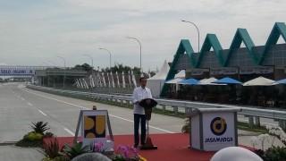 Jokowi Inaugurates Solo-Ngawi Toll Road