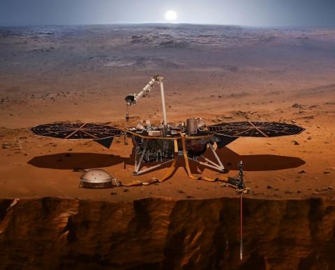 NASA Sukses Daratkan InSight, Lalu Apa?