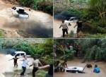 Bagaimana Menyelamatkan Diri dari Mobil Tenggelam?