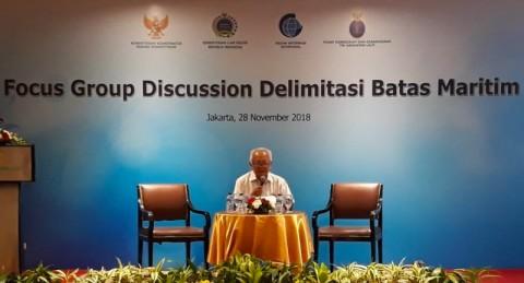 Indo-Pasifik Jalan RI Perluas Kepentingan di Dua Samudera