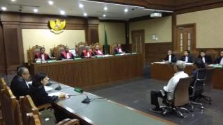 Tiga Legislator Sumut Didakwa Terima Suap Rp1,6 Miliar